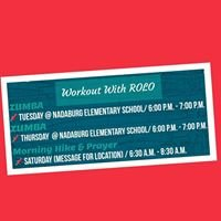 Dance Fitness & More With Rosemarie Strout