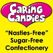 Caring Candies Sugarfree, Diabetic, Low Carb and Banting Products