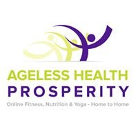 Ageless Health Prosperity-Online Fitness, Nutrition & Yoga-Home to Home