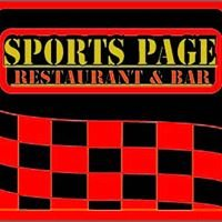 Sports Page Restaurant and Bar
