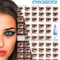 Eyecasions Contact Lenses