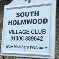 South Holmwood Village Club
