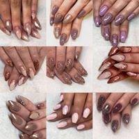 Vicki Quirey at New York Nails