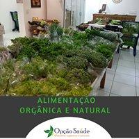 Opção Saúde Alimentos Orgânicos