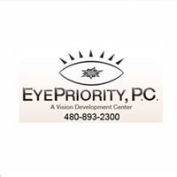 Eye Priority: Dr Kelly de Simone, Dr Monica Sawitzke, and Dr Inga Fors