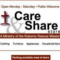 Care & Share Store