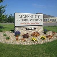 Marshfield Veterinary Service