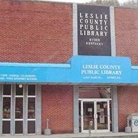 Leslie Co. Public Library