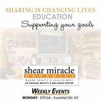 Shear Miracle Organics - A Beauty & Wellness Center