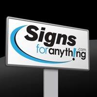 1.16 Km SignsForAnything.com