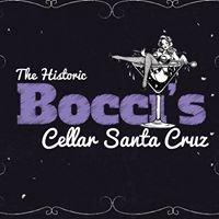 Bocci's Cellar
