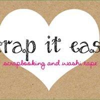 Scrap it easy