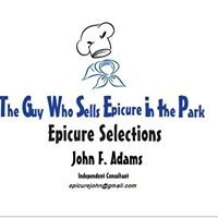 Epicure Selections-John F. Adams-The Guy Who SOLD Epicure in the Park)