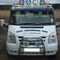 Brian Henderson Car Sales
