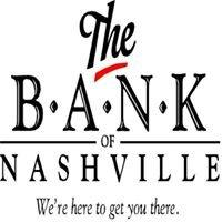 The Bank of Nashville
