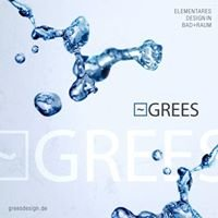 GREES Elementares Design in BAD + RAUM