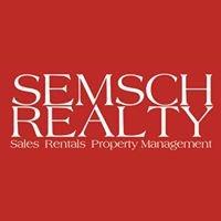 SEMSCH REALTY