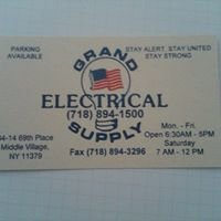 Grand Electrical Supply Inc.