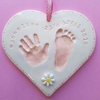 Twinkle toe imprints