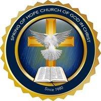 Spring of Hope Church Of God In Christ