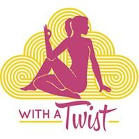 With A Twist: Yoga and Aerial Fitness by Tracey
