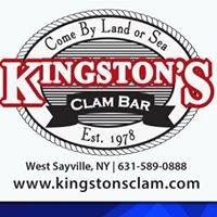 Kingstons Clam Bar