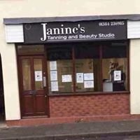 Janines Tanning and Beauty Studio