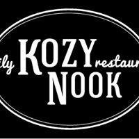 Kozy Nook Restaurant