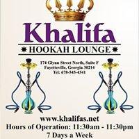 Khalifa Indian Restaurant and Hookah Lounge