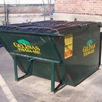 Gelinas Waste Recycle Landscape