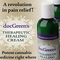 Doc Green's Therapeutic Healing Cream