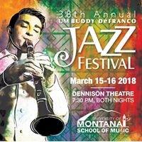 Buddy Defranco Jazz Festival