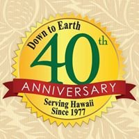Down to Earth Hawaii