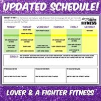 Lover and a Fighter Fitness