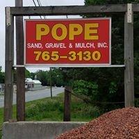 Pope Sand & Gravel