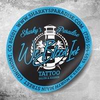 Sharky's Paradise Tattoo, Salon & Barber