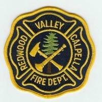 Redwood Valley Calpella Fire Department