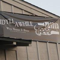 Idyll Awhile Wine Shoppe
