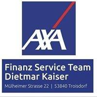 AXA Geschäftsstelle Dietmar Kaiser