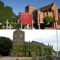 St Michael's Sunninghill and All Souls' South Ascot