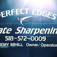 Perfect Edges Skate Sharpening