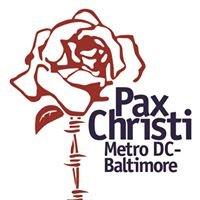 Pax Christi Metro DC-Baltimore