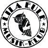 Lila Eule