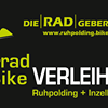Bikeverleih Ruhpolding + Inzell