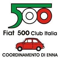 Fiat 500 Club Italia Coordinamento di Enna