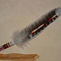 Evening Skye Custom Porcupine Quillwork
