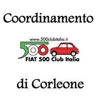 Fiat 500 Club Italia Coordinamento Corleone