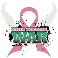 This Means War: Waging War Against Breast Cancer