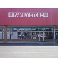 Salvation Army Family Store Taylorsville North Carolina