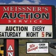 Meissner's Auction Service